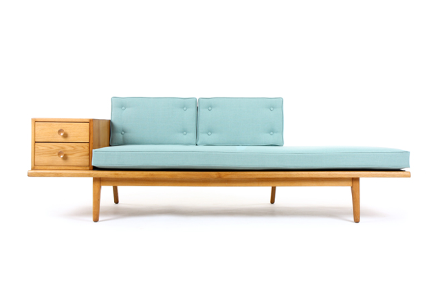 1950's Oak Daybed