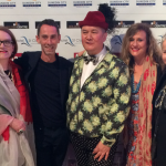 iD international emerging designer awards show 2014